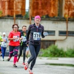 45. jooks ümber Ülemiste järve - Katrin Saarleht (319)