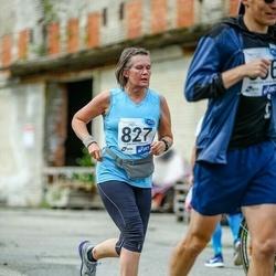 45. jooks ümber Ülemiste järve - Katrin Tomson (827)