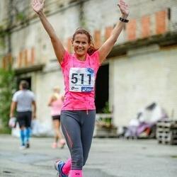 45. jooks ümber Ülemiste järve - Kristin Arm (511)