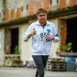 45. jooks ümber Ülemiste järve - Andrus Vall (856)