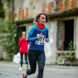 45. jooks ümber Ülemiste järve - Anneli Jüristo (571)