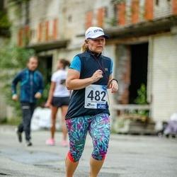 45. jooks ümber Ülemiste järve - Maarja Žugova (482)