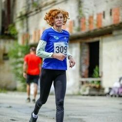 45. jooks ümber Ülemiste järve - Karin Jesse (309)