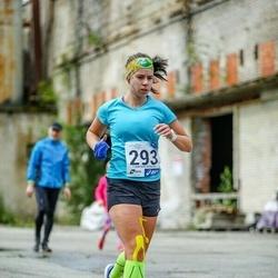 45. jooks ümber Ülemiste järve - Marika Peterson (293)