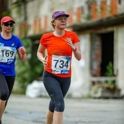 45. jooks ümber Ülemiste järve - Jelena Pjatkova (734)