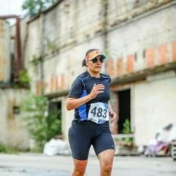 45. jooks ümber Ülemiste järve - Heli Säde (483)