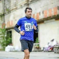 45. jooks ümber Ülemiste järve - Aleksei Plotnikov (497)
