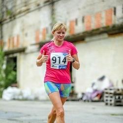 45. jooks ümber Ülemiste järve - Piret Kummel (914)