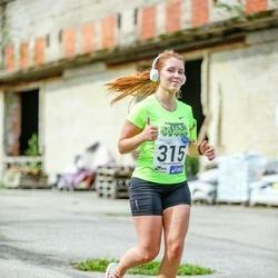 45. jooks ümber Ülemiste järve - Julija Varušina (315)