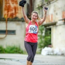 45. jooks ümber Ülemiste järve - Marje Korb (600)