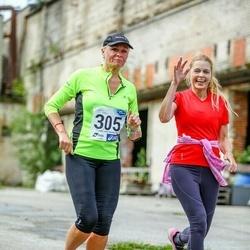45. jooks ümber Ülemiste järve - Aali Lilleorg (305)