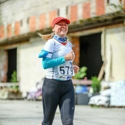45. jooks ümber Ülemiste järve - Evelyn Karming (579)