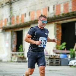 45. jooks ümber Ülemiste järve - Marvin Rebmann (476)