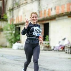 45. jooks ümber Ülemiste järve - Jekaterina Dmitrijeva (526)