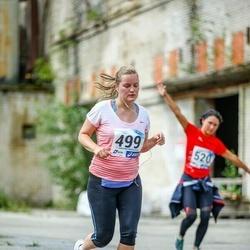 45. jooks ümber Ülemiste järve - Liis Astover (499)