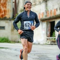 45. jooks ümber Ülemiste järve - Haiko Käärik (624)