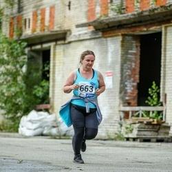 45. jooks ümber Ülemiste järve - Kersti Lindström (663)