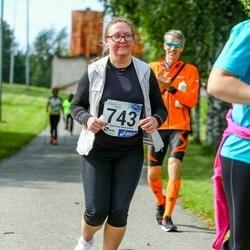 45. jooks ümber Ülemiste järve - Agnes Pärnamägi (743)