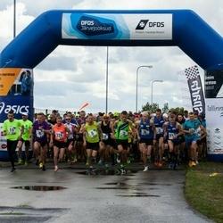 45. jooks ümber Ülemiste järve - Vjatšeslav Košelev (5), Aaro Tiiksaar (19), Andrus Lein (326)