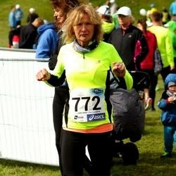 45. jooks ümber Ülemiste järve - Helje Sagor (772)