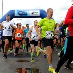 45. jooks ümber Ülemiste järve - Risto Tamme (342), Jüri Metsaorg (684)