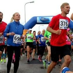 45. jooks ümber Ülemiste järve - Elena Muhhina (690)