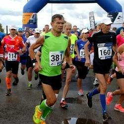 45. jooks ümber Ülemiste järve - Andres Alajaan (160), Märt Lääts (381), Tõnu Pullerits (505)