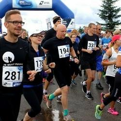 45. jooks ümber Ülemiste järve - Annika Sepp (178), Aivo Sepp (194), Sven Ersling (281), Oskar Helde (337)