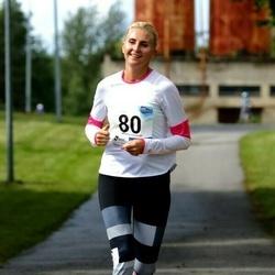 45. jooks ümber Ülemiste järve - Erje Maas (80)