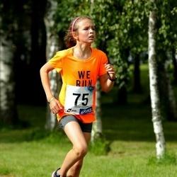 45. jooks ümber Ülemiste järve - Mei Margaret Tatter (75)