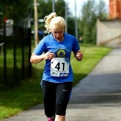 45. jooks ümber Ülemiste järve - Marina Pavlišina (41)