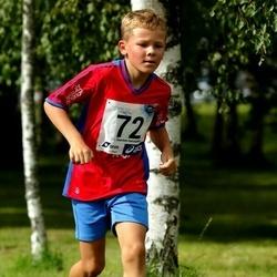 45. jooks ümber Ülemiste järve - Marvin Varb (72)