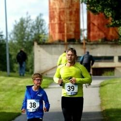 45. jooks ümber Ülemiste järve - Hugo Paesüld (38), Toomas Paesüld (39)