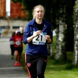 45. jooks ümber Ülemiste järve - Liisa Koppel (21)