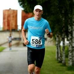 45. jooks ümber Ülemiste järve - Argo Kerner (586)