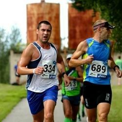 45. jooks ümber Ülemiste järve - Aare Kutsar (334)