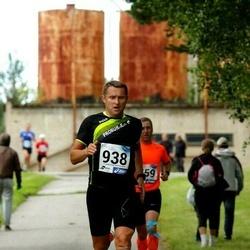45. jooks ümber Ülemiste järve - Martin Siimer (938)