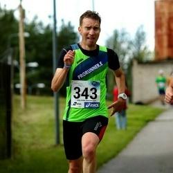 45. jooks ümber Ülemiste järve - Marko Valter (343)