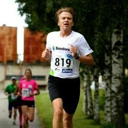 45. jooks ümber Ülemiste järve - Targo Tennisberg (819)