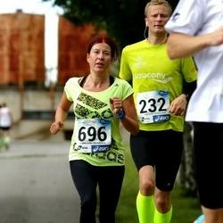 45. jooks ümber Ülemiste järve - Margit Mälter (696)