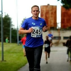 45. jooks ümber Ülemiste järve - Robert Unga (245)