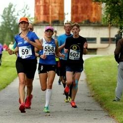 45. jooks ümber Ülemiste järve - Silja Jürs (59), Õnne-Liina Jakobson (558), Oleg Kozlov (602)