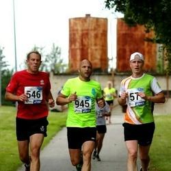 45. jooks ümber Ülemiste järve - Rivo Roo (57), Stuart Hawkins (546), Ott Pärna (945)