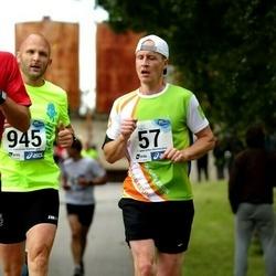 45. jooks ümber Ülemiste järve - Rivo Roo (57), Ott Pärna (945)