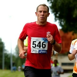 45. jooks ümber Ülemiste järve - Stuart Hawkins (546)