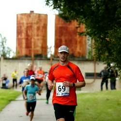 45. jooks ümber Ülemiste järve - Paavo Heil (69)