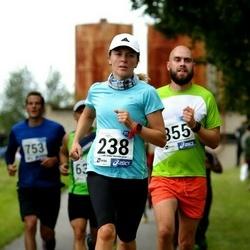 45. jooks ümber Ülemiste järve - Maria Nesterko (238)