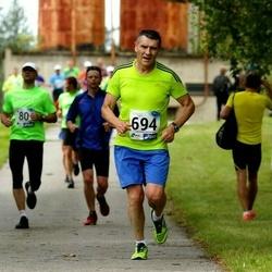 45. jooks ümber Ülemiste järve - Enn Mägi (694)
