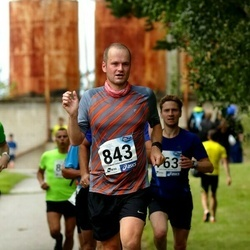 45. jooks ümber Ülemiste järve - Mart Usin (843)