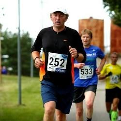 45. jooks ümber Ülemiste järve - Marko Naarits (252)